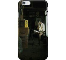 A Bit of Peace and Quiet iPhone Case/Skin