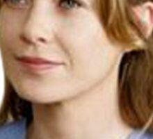 Meredith Grey Sticker