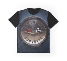 chevrolet corvette logo Graphic T-Shirt