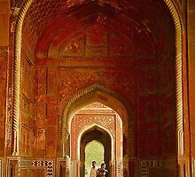 In the Taj by Valerie Rosen