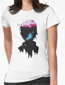 The Town Without Me Womens Fitted T-Shirt