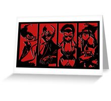 COBOY Character Greeting Card