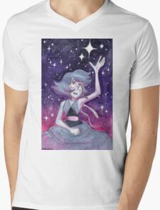 Where is Home?  Steven Universe Lapis Lazuli Mens V-Neck T-Shirt