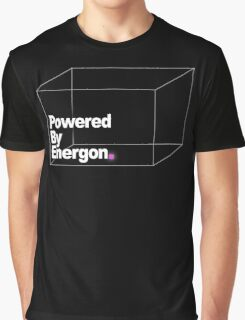 Powered By Energon Graphic T-Shirt