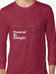 Powered By Energon Long Sleeve T-Shirt