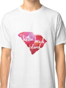 Hilton Head Island, South Carolina  Classic T-Shirt