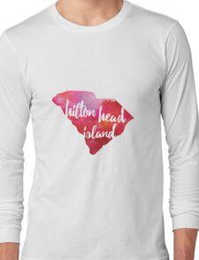 Hilton Head Island, South Carolina  Long Sleeve T-Shirt