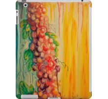 Flowing Grapes iPad Case/Skin