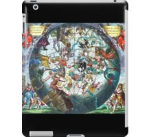 Celestial Map with Constellations iPad Case/Skin