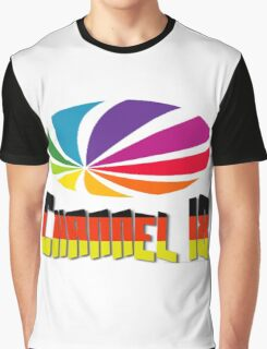 Channel 18 Graphic T-Shirt