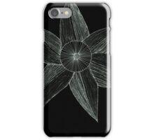Internal FlowerI iPhone Case/Skin
