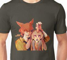 Zootopia_Zootropolis Judy and Nick Unisex T-Shirt