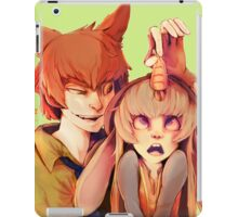 Zootopia_Zootropolis Judy and Nick iPad Case/Skin