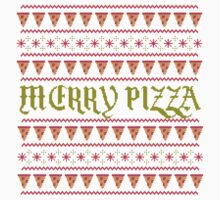 Merry Pizza One Piece - Long Sleeve