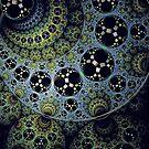Amazing balls and circles by walstraasart