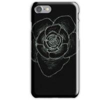 Black RoseI iPhone Case/Skin