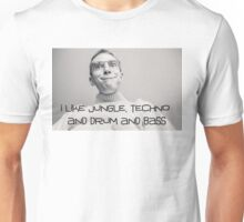 I like Jungle Unisex T-Shirt