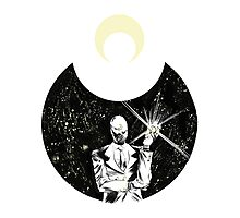 Moon Knight Photographic Print
