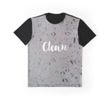 Clean Graphic T-Shirt