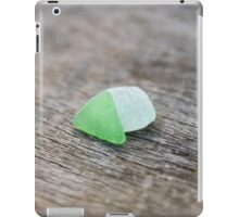 Glass pieces iPad Case/Skin