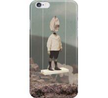 Little Leaf Boy  iPhone Case/Skin