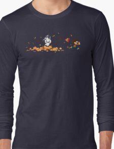 Autumn Greetings! Long Sleeve T-Shirt