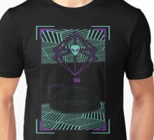 Digital Alien Unisex T-Shirt