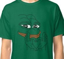 """Pepe The Frog """"I Love YOU & you KNOW"""" Classic T-Shirt"""