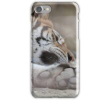 tiger in the jungla iPhone Case/Skin