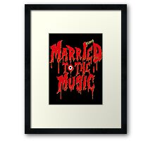 SHINee: Married To The Music Framed Print