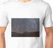Star Trail - Drakensberg, South Africa Unisex T-Shirt