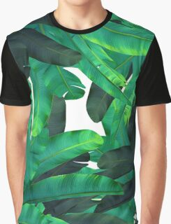 tropic green  Graphic T-Shirt