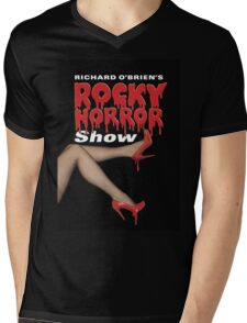 The Rocky Horror Picture Show Mens V-Neck T-Shirt