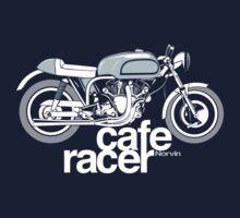 Norvin Cafe Racer One Piece - Short Sleeve