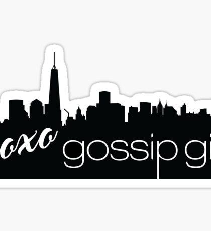 gossip girl Sticker