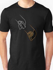 Daft Punk The Duo Unisex T-Shirt