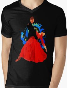Latin night Mens V-Neck T-Shirt