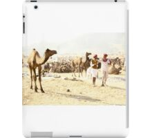 Friends and Camels iPad Case/Skin