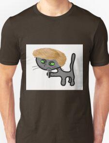 Mad Cat Is Upset Again Unisex T-Shirt