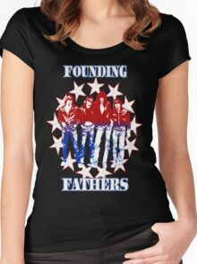 Founding Fathers Women's Fitted Scoop T-Shirt