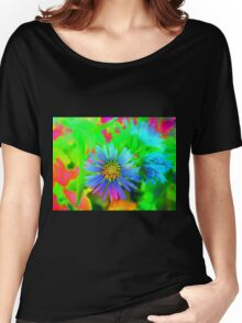 Daisy Glow Women's Relaxed Fit T-Shirt