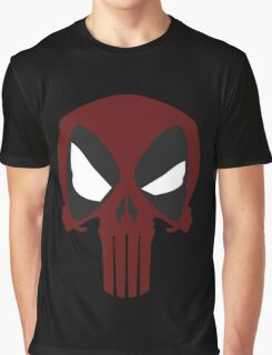DEAD PUNISHER Graphic T-Shirt