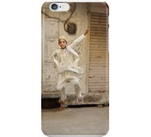Then I asked him to jump... iPhone Case/Skin