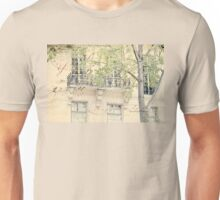 **Paris Architecture Unisex T-Shirt