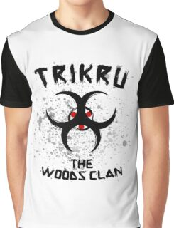 The 100 - Trikru: The Woods Clan Graphic T-Shirt