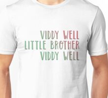 Viddy Well - A Clockwork Orange Unisex T-Shirt