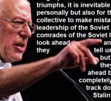 Bernie Sanders Meme Sticker