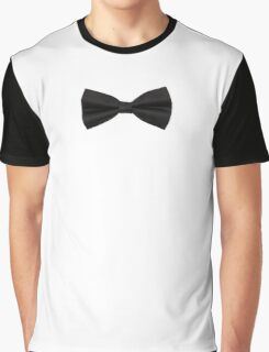 Bow-Tie  Graphic T-Shirt