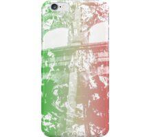 Colosseum - Italian Flag iPhone Case/Skin