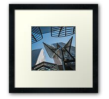 Invasion 2 Framed Print